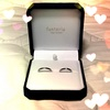結婚指輪は願いを叶える星のダイヤモンド✨