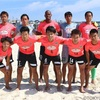 Beach Soccer Akashi Fest 2018 Champion