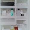 洗面台の鏡の中の収納~改~の話