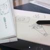 ワコム「Bamboo Slate(バンブースレート)」を使って「大人のイラスト練習帳」のイラストを描いてみた