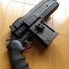 ブラスターっぽいSF銃 モデルガン (カスタム)