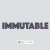 immutableのメリットとImmutable.jsでのModel定義