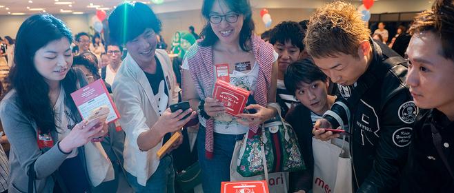 200名ものお客さまをお招きした「Mercari FANS MEETUP」を開催したよ! #メルカリな日々