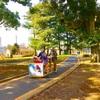駒沢公園10周