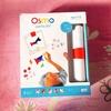 【3歳8ヶ月】デジタル×アナログ遊び!Osmo(オスモ)マスターピースでお絵描き遊び