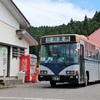 新潟交通観光バス 新潟22か1581(G1581-I)/小花地