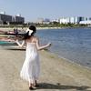 海辺でCoccoさんごっこ @大森ふるさとの浜辺公園・東京