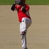 20180701 大月市野球連盟夏季大会準決勝 ヒルビリーズ 3-2 MOGURA @大月市営球場