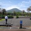 八丈島(1)旅の入り口は植物公園=5月14日
