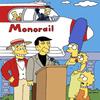 """シーズン4、第12話「モノレールの甘い罠""""Marge vs. the Monorail""""」"""