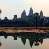 カンボジアのアンコール遺跡群へ