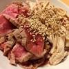 ガッツリ走る前にも肉を食ってみよう~ヘルシー肉料理2種盛