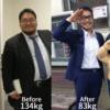 50kg痩せた自炊ダイエットYouTubeチャンネルはじめます