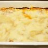 シューマイの皮で作るラザニア/塩麹ミートソースとレンジで作るホワイトソース(*'∀')