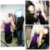 生徒さん~娘さんの卒業式に袴を着つけるぞーーーーレッスン(^▽^)/