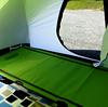 Camp:コット(簡易ベッド)のすすめ