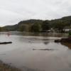ウェールズ南部を豪雨が襲う:ワイ川が氾濫し、洪水警報 発令!  (BBC-News, October 28, 2019)