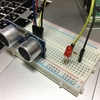 超音波センサー + SORACOM Beam でSlack通知
