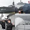 遠洋練習航海部隊の近況(6月4日現在)