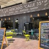 "EL MERCADO(エルメルカド)""CALLE 35""の平日ランチセット@プロンポン"