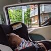里帰り出産で退院する時のチャイルドシートは無料レンタル?それとも購入?