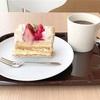 パイ生地がサクッ!いちごもジューシーなナポレオン(cafe kiitos @仲町台)