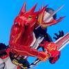 S.H.フィギュアーツ 仮面ライダーセイバー ブレイブドラゴン を改造して遊ぶ