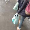 スーパーの袋禁止、法律施行その後
