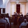 聖なる朝の音楽会 滝乃川学園にて🎶
