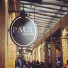 南アフリカにフランスのベーカリー・PAULができたので行ってみました^^