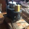 樽型薪ストーブ 優れものです。