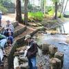 枯れた水源から湧水豊かな上流域へ 東久留米・黒目川を歩く