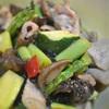 レンジでチン!簡単いろいろ野菜と豚肉のサッと煮込