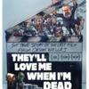 映画「オーソン・ウェルズが遺したもの」(原題:They'll Love Me When I'm Dead、2018)を見る。