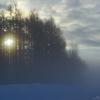 霧の夜明け