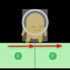 マリオみたいな2Dアクションゲームを作る! その4 接触イベントで着地判定する:Cocos Creator
