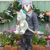 【ディズニーシー】ジェラトーニが好きな3歳息子とめぐる半日旅(その2)