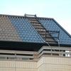 瓦屋根塗装 シーラー2回目