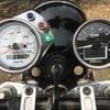 エイプ100 組み立て記録 その⑫ タコメーター取り付け
