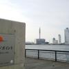 久し振りに大阪港中央突堤へ