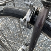 【DIY】自転車フロントブレーキワイヤー交換
