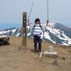 大雪山旭岳登山
