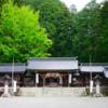 【飛騨国一之宮】水無神社(みなしじんじゃ)と神峰位山(くらいやま)