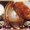 ヒレカツカレー🍛半熟卵&タルタルソース