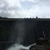 たまたま寄った草木ダムが放流してたんだけどとんでもない迫力だった