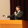 一宮西病院ハートセンター長・菊地医師を講師に、心臓疾患をテーマにした市民公開講座を開催しました