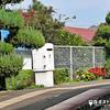徳島線下浦駅の白ポスト