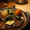 ●横浜 「アルペンジロ―」のステーキカレー