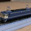 KATO 3061-2 EF65 1000後期形(JR仕様)入線