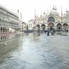 水没したヴェネチア